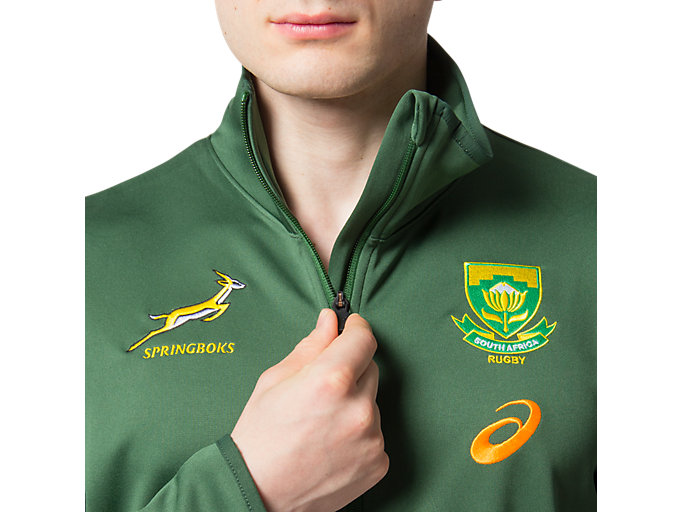 Alternative image view of SB PRESENTATION JACKET REPLICA, OAK GREEN