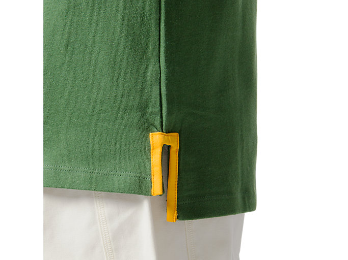 Alternative image view of SB TIC CLASSIC JERSEY-LS, OAK GREEN