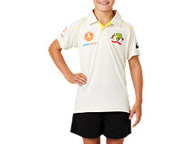 CRICKET AUSTRALIA REPLICA TEST SHIRT - YOUTH