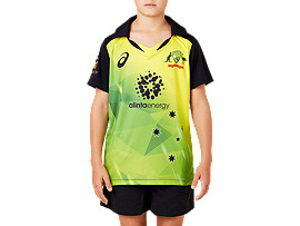 CRICKET AUSTRALIA REPLICA TWENTY20 SHIRT - YOUTH