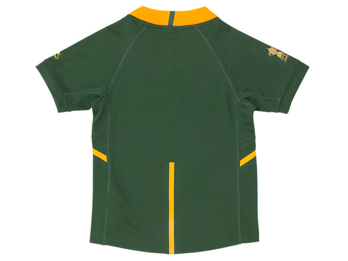 Back view of SB HOME SS TOP REPLICA K', OAK GREEN