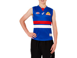 WESTERN BULLDOGS REPLICA HOME GUERNSEY YOUTH