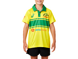 CRICKET AUSTRALIA REPLICA RETRO ODI SHIRT - YOUTH