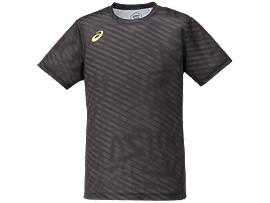 プリントTシャツ, ブラック