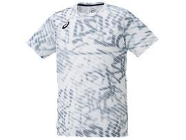 プリントTシャツ, ホワイト