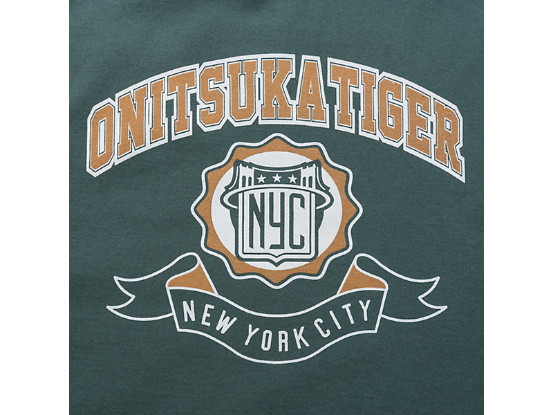 Printed T-Shirt HUNTER GREEN/BIRCH 9 Z