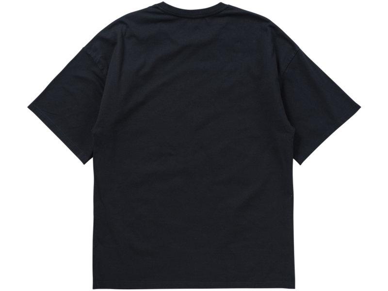 PRINTED T-SHIRT PERFORMANCE BLACK/BIRCH 5 BK