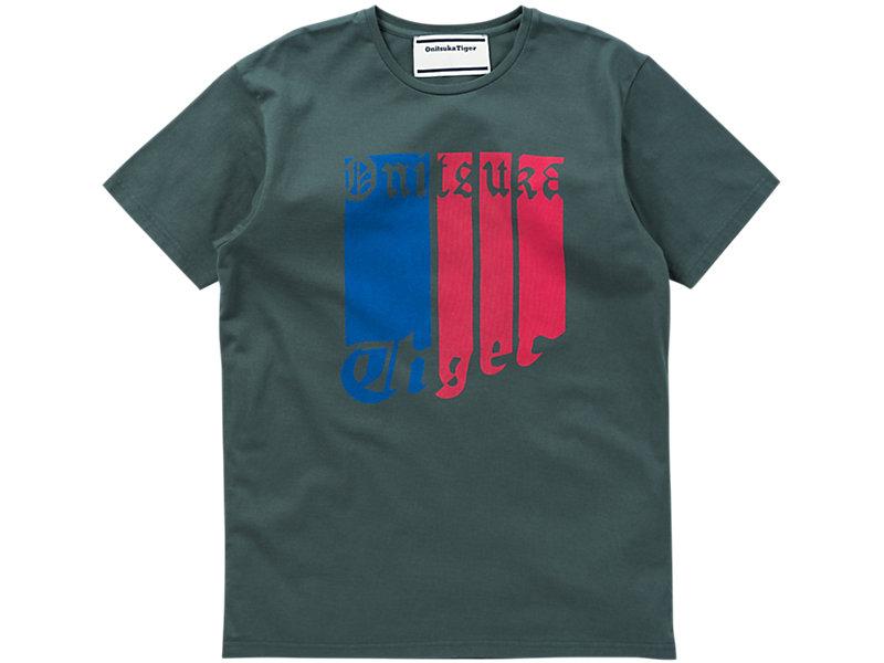 Graphic T-Shirt Hunter Green 1 FT