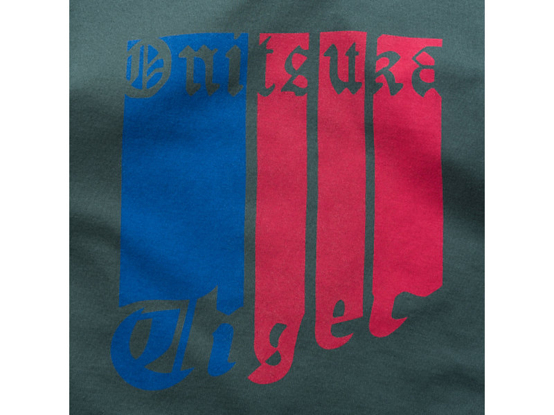 Graphic T-Shirt Hunter Green 5 Z