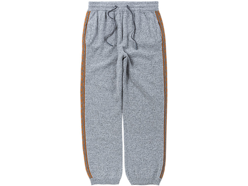 KNIT PANT HEATHER GREY 1 FT