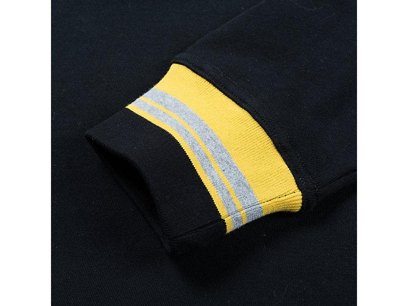 CREW NECK SWEATER PERFORMANCE BLACK 13 Z