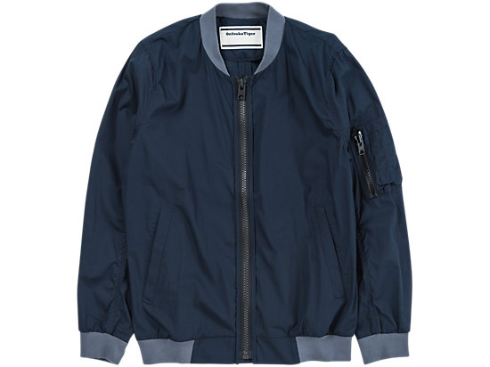 BLOUSON NAVY/GREY