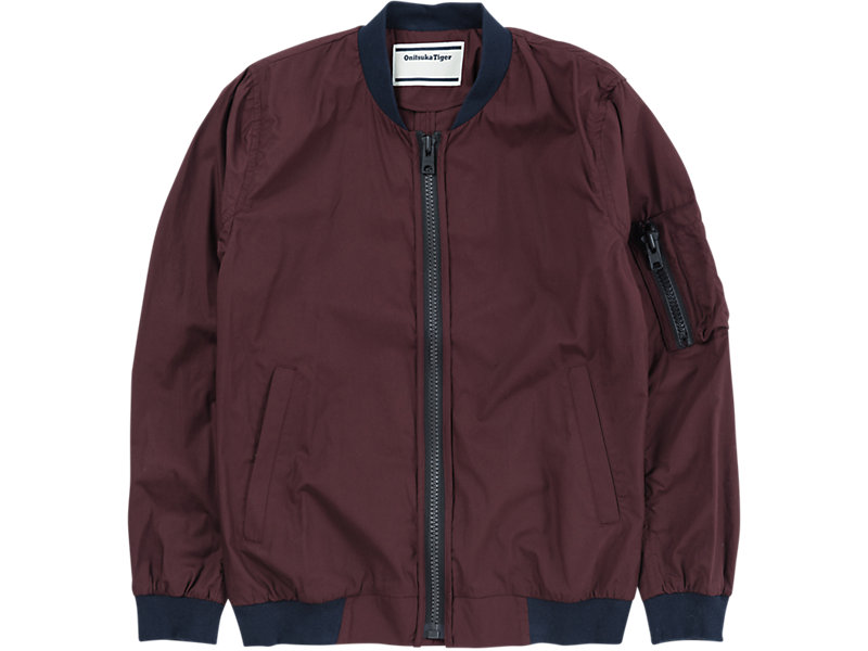 BLOUSON BURGUNDY/PEACOAT 1 FT