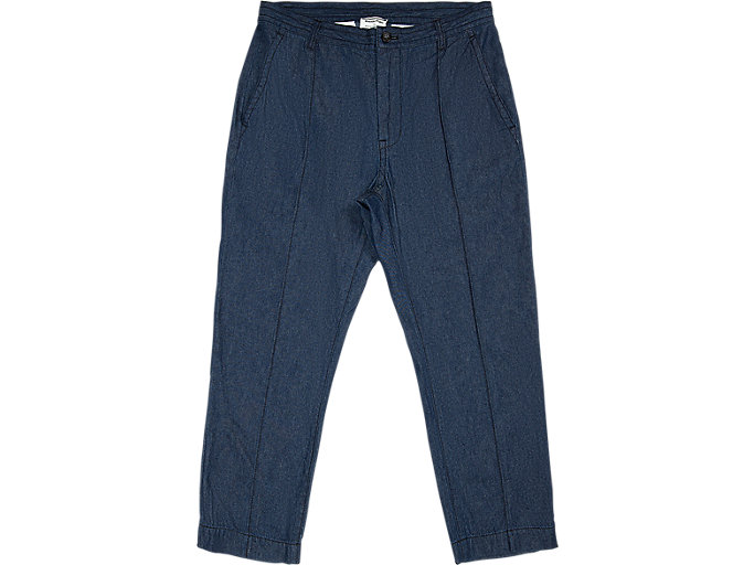 DENIM BROEK, INDIGO BLUE