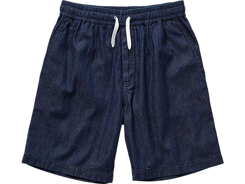Denim Short Indigo Blue 1 FT