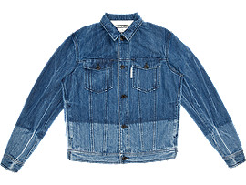 DENIM JACKET, INDIGO BLUE