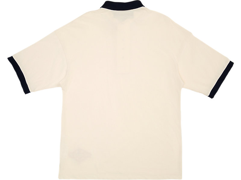 OVERSIZED POLO OFF WHITE 5 BK