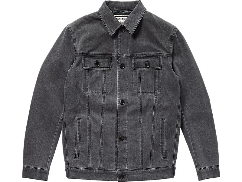DENIM JACKET GREY 1 FT
