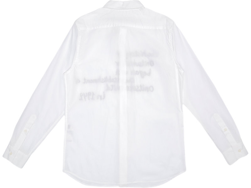 PRINTED SHIRT WHITE 5 BK
