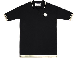 LONG KNIT POLO