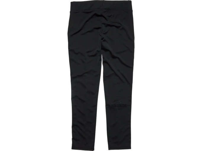 Back view of TRACK PANT, PERFORMANCE BLACK