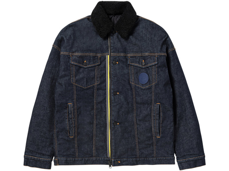 DENIM JACKET NAVY 1 FT