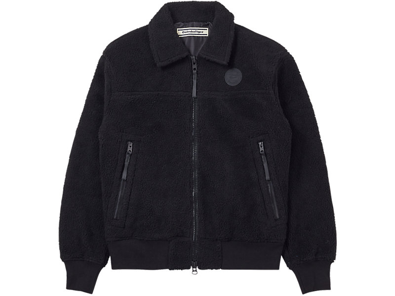 BOA JACKET BLACK 1 FT
