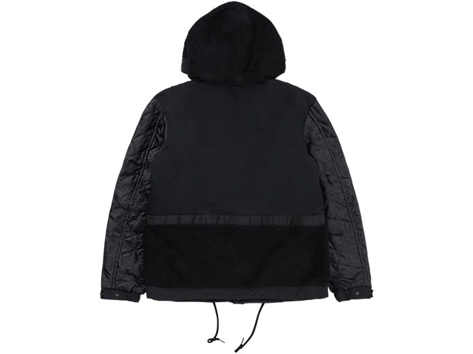 Back view of OUTER, PERFORMANCE BLACK