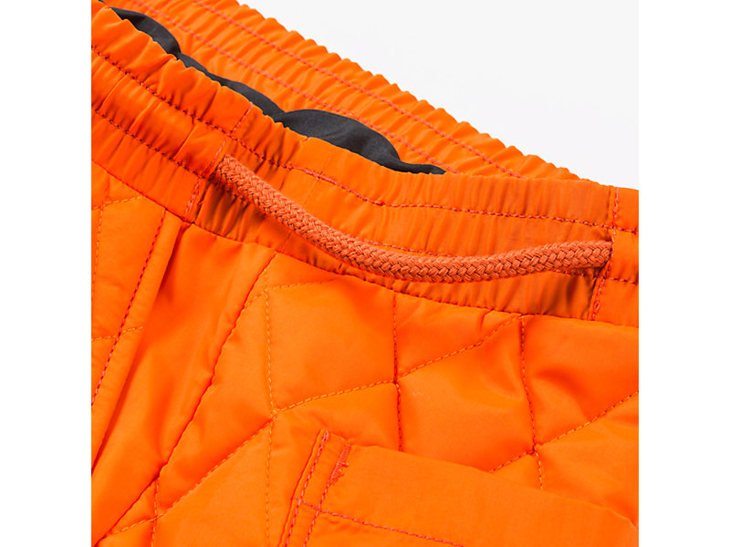 QUILTED PANT ORANGE 9 Z