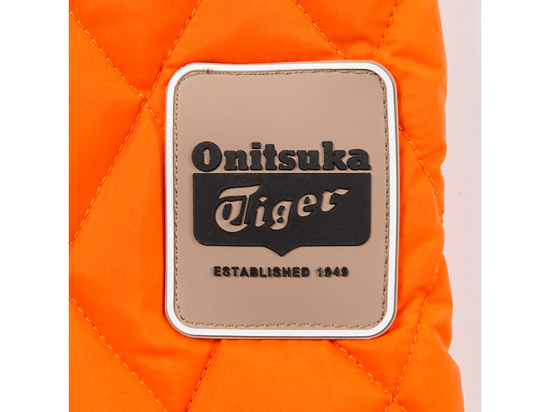 QUILTED PANT ORANGE 13 Z