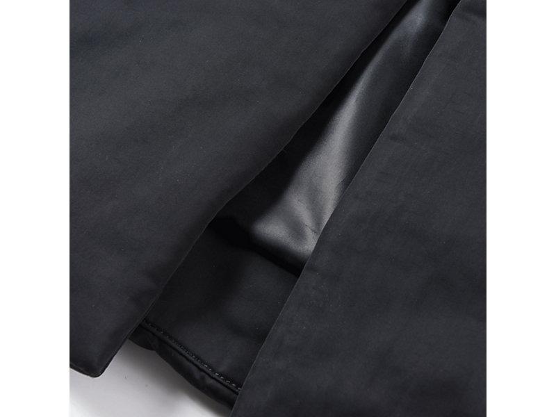 LONG PADDED COAT BLACK 13 Z