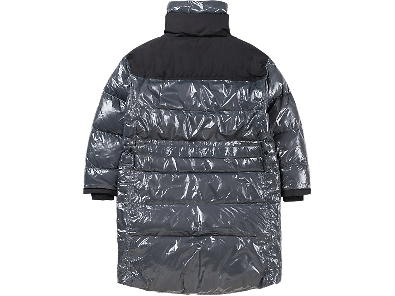 LONG DOWN JACKET BLACK/GREY 5 BK