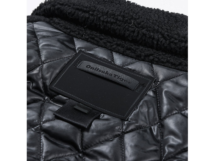Alternative image view of PADDED VEST, PERFORMANCE BLACK