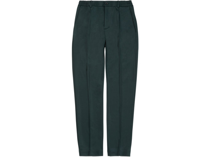 Front Top view of PANT, MOSS