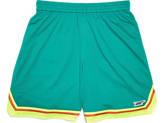Front Top view of Shorts, LAGOON