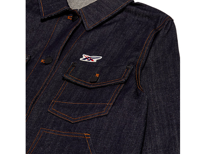Alternative image view of DENIM JACKET