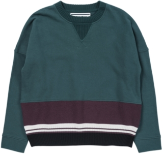 WS SWEAT KNIT TOP