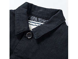 Alternative image view of WS DENIM JACKET, PERFORMANCE BLACK