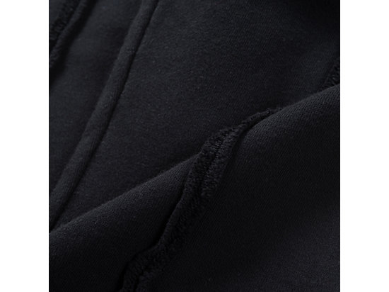 WS SUPER WASHED PANT BLACK