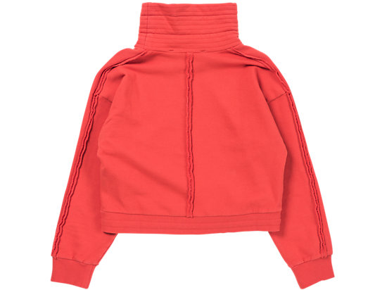 WS WASHED SWEAT RED