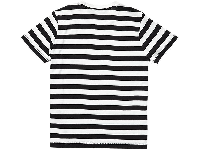 T-SHIRT PERFORMANCE BLACK/REAL WHITE 5 BK