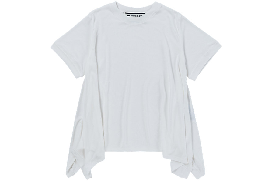WS SIDE PLEATED TOP