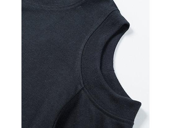 女士印花上衣 BLACK/IVORY
