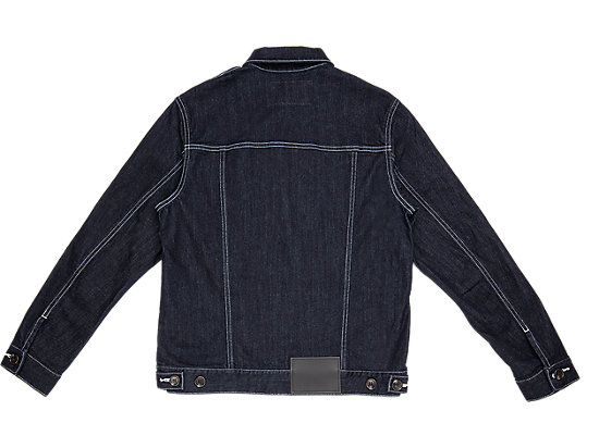 WS DENIM JACKET NAVY