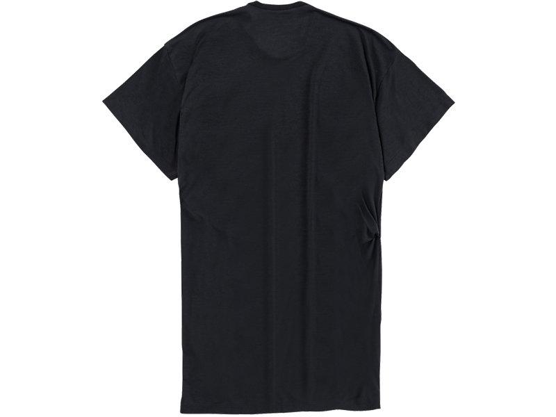 WS Dress Tee PERFORMANCE BLACK 5 BK