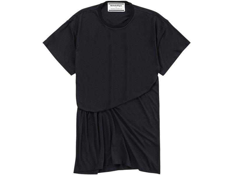 WS Dress Tee PERFORMANCE BLACK 1 FT