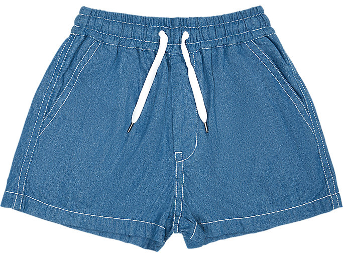 WS DENIM SHORT, DIRECTOIRE BLUE