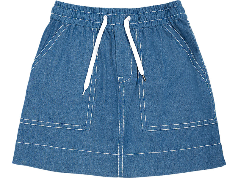 DENIM SKIRT DIRECTOIRE BLUE 1 FT
