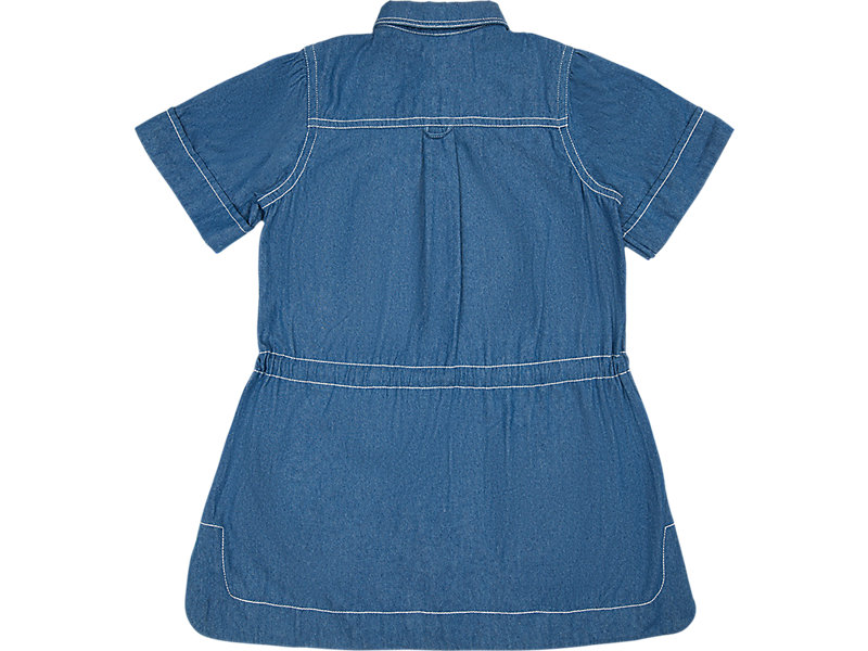 WS Denim Dress DIRECTOIRE BLUE 5 BK