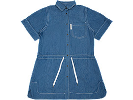 WS DENIM DRESS